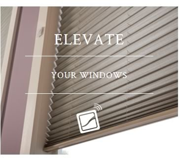 Elevate your windows with Graber Blinds and Shades